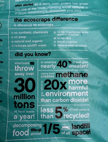 ecoscraps facts