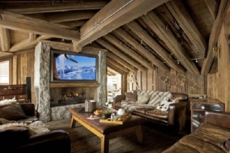 awesome rustic home interior designs 39