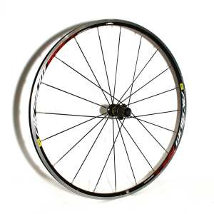 Mavic Aksium Race 2011 Rear Wheel Black