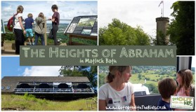 The Heights of Abraham, Derbyshire