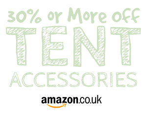 Amazon Spring 30 Off Tent Accessories
