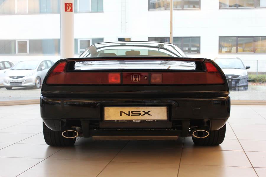 NSX-Rear