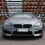 Matte Grey BMW