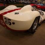 Maserati classic rear