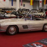 Mercedes-Benz 300SL Roadster Essen