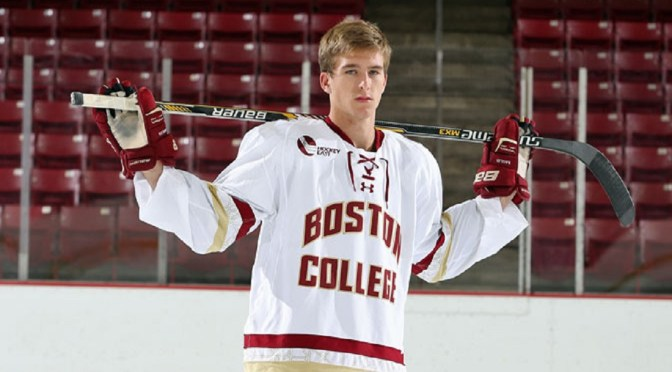 Top 10 NHL Entry Draft Prospects – #3 Noah Hanifin