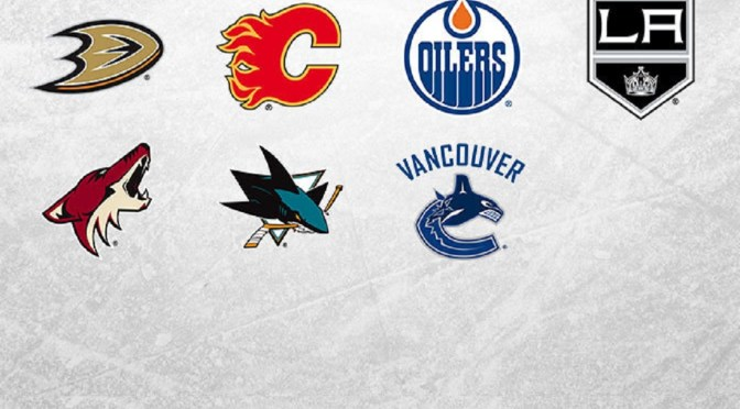 NHL Pacific Division Preview & Predictions