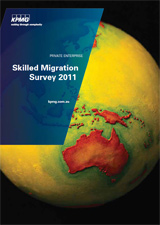 2011 Australia Skilled Migration Survey