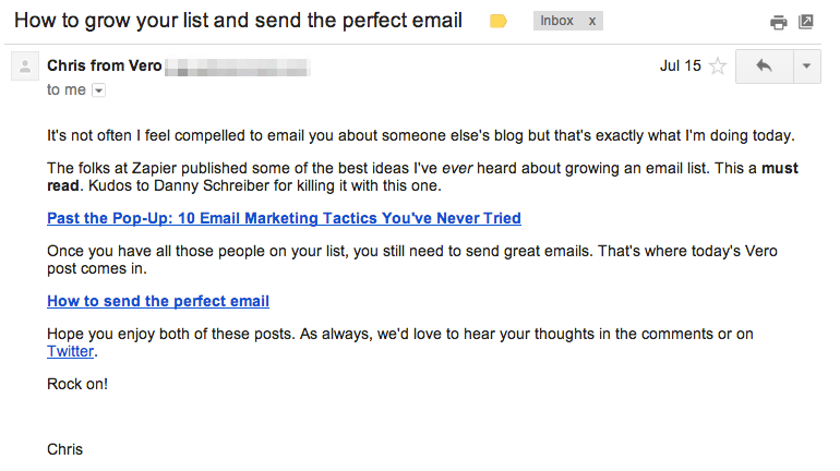 email-someone-elses-content