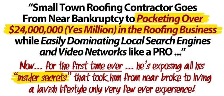 David deschaine roofing business blueprint getwsodownload roofing business blueprint malvernweather Images
