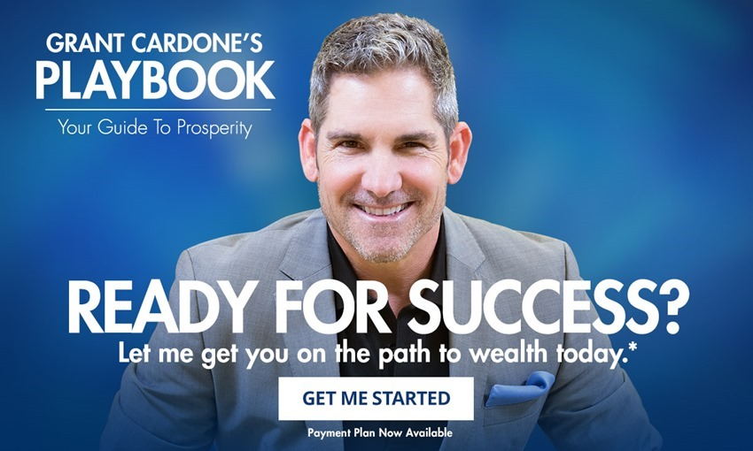Grant Cardone – Playbook to Millions