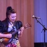 Olga Egorova mit F-Mandoline