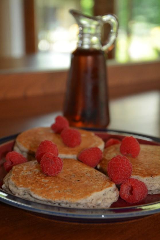 Sunday Morning GF Pancakes