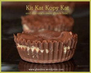 gluten free kit kat bars