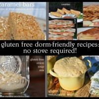 gf and me's best dorm-friendly recipes