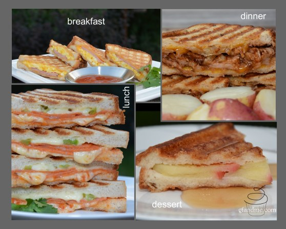 gluten free panini recipes