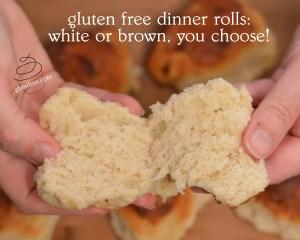 gluten free dinner rolls. gfandme.com