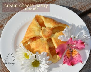 gluten free cream cheese pastries. gfandme.com