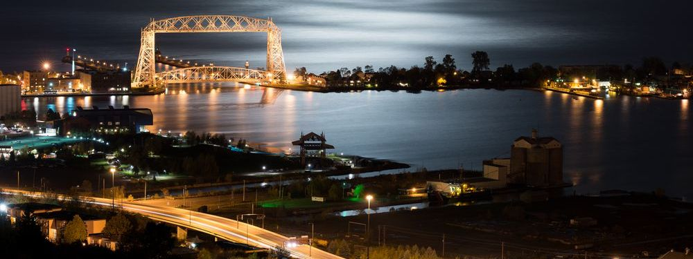Duluth road trip from Chicago