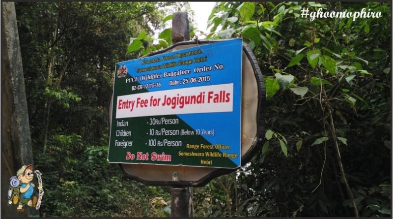 Jogigundi Falls 2