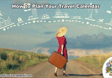 How to Plan Your Travel Calendar