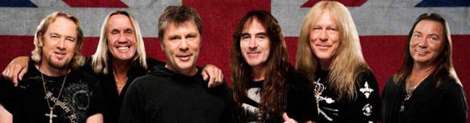 Iron Maiden Webslider