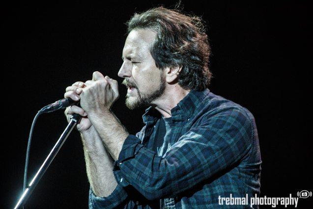 Pearl Jam Hampton - Matt Lambert 2016-10