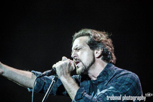 Pearl Jam Hampton - Matt Lambert 2016-11