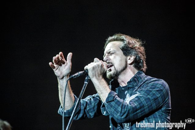Pearl Jam Hampton - Matt Lambert 2016-12