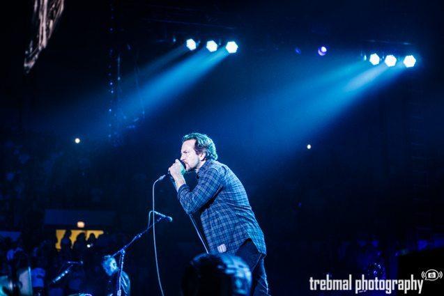 Pearl Jam Hampton - Matt Lambert 2016-2