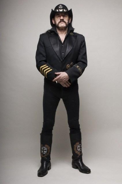 Lemmy, photo credit Robert John