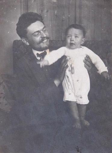 1911 – Papà Bepo e Nino