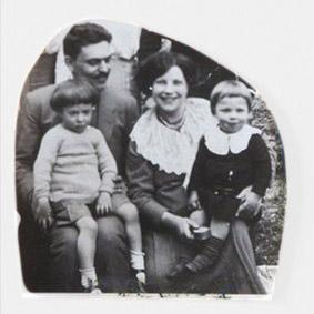 Medea, aprile 1914 – Bepo, Silvia, Nino e Marucci
