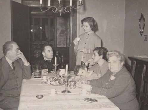 1951 – casa Sanvilli