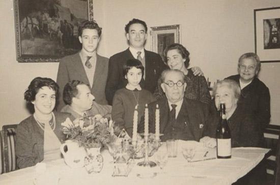 Primavera 1958 – via Aquileia 70
