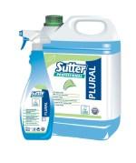 Pulitore vetri detergente Sutter Plural Ecolabel 750ml