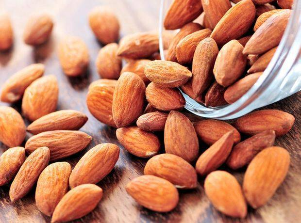 almonds-health-food