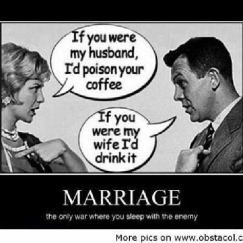 war of marriage
