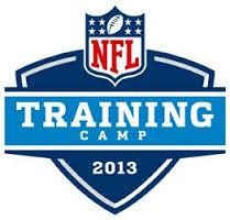 training camp 2013