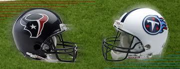 Titans at Texans