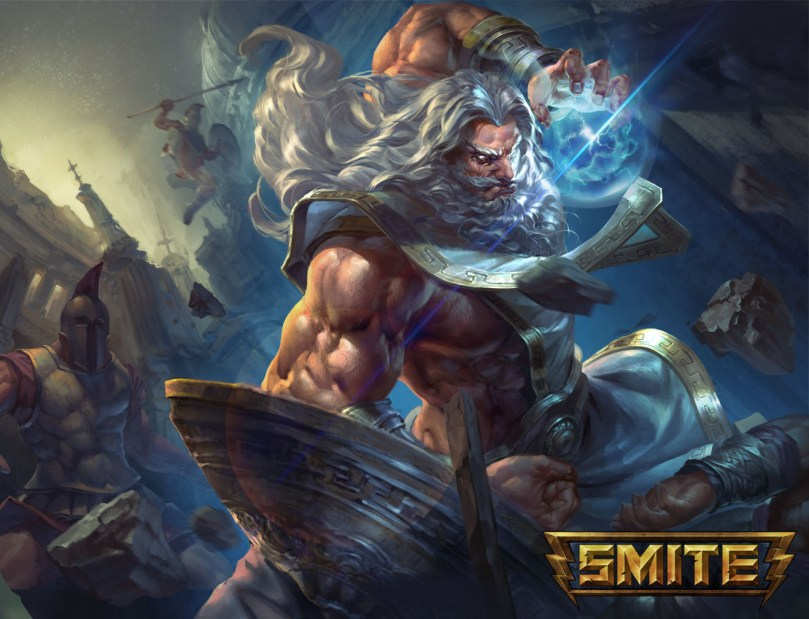 Try Out SMITE Here!!