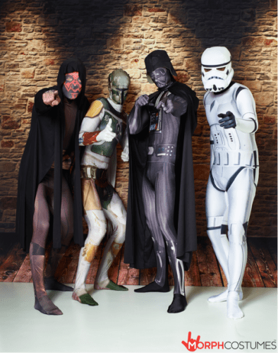 Star Wars Morphsuits