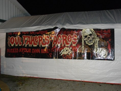 The entrance to Soul Taker's Acres in 2012. Photo by Nathan Marchand.