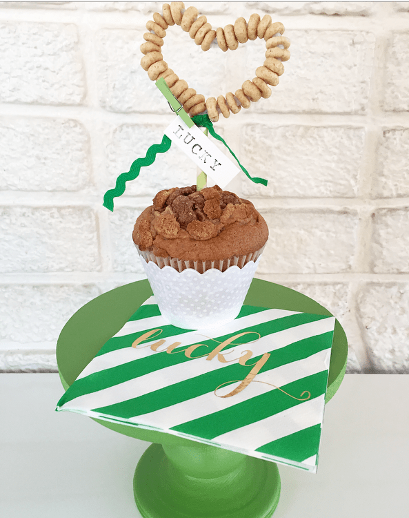 DIY cereal topper