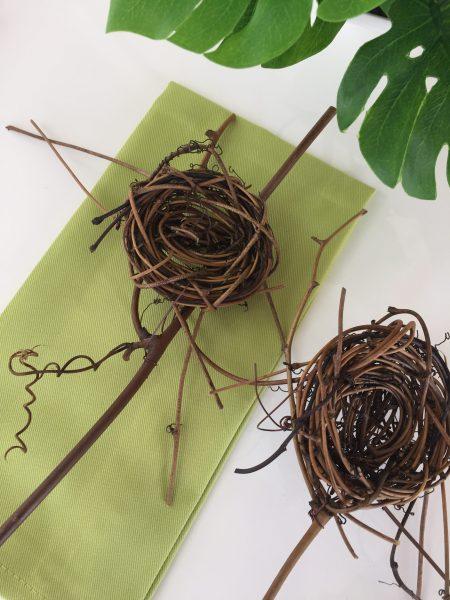 vine nests