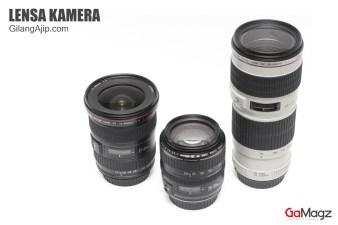 Lensa Kamera
