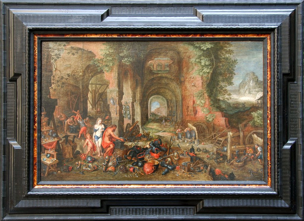 Brueghel - The Four Elements - Fire 00_2