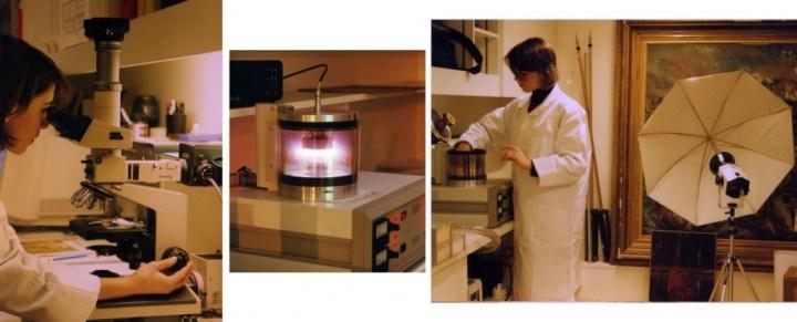 Laboratoire d'analyses d'objets d'art Gilles Perrault_1