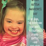 World Autism Awareness Day – working on it