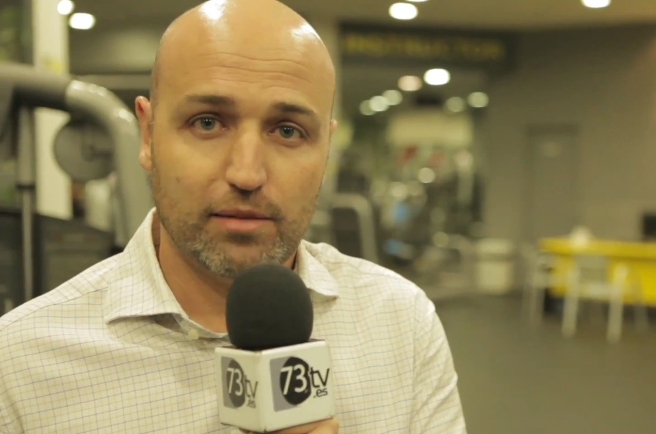 David Saavedra, Director del Gimnasio Atenas, nos habla de Zumba
